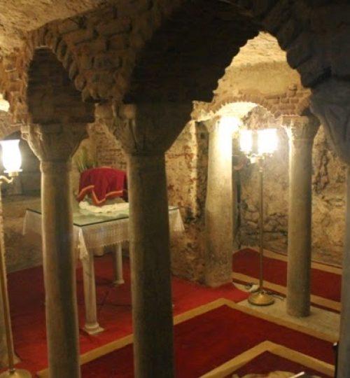 Kopt-templom-belseje